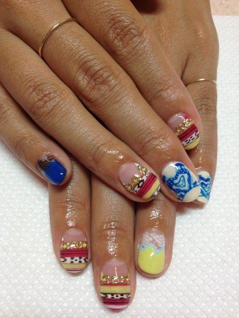 nailartlove-japan-nail-art-disco8.jpg 480×640 pixels   Nails ...