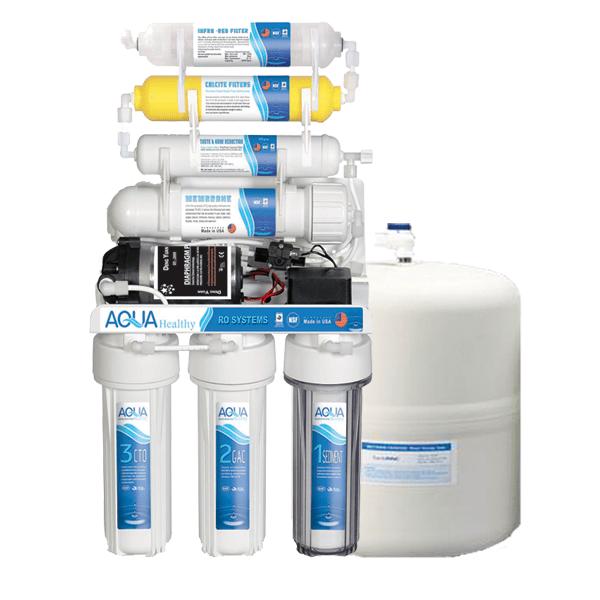 فلتر مياه تايواني امريكي 7 مراحل Convenience Store Products Aqua Pill