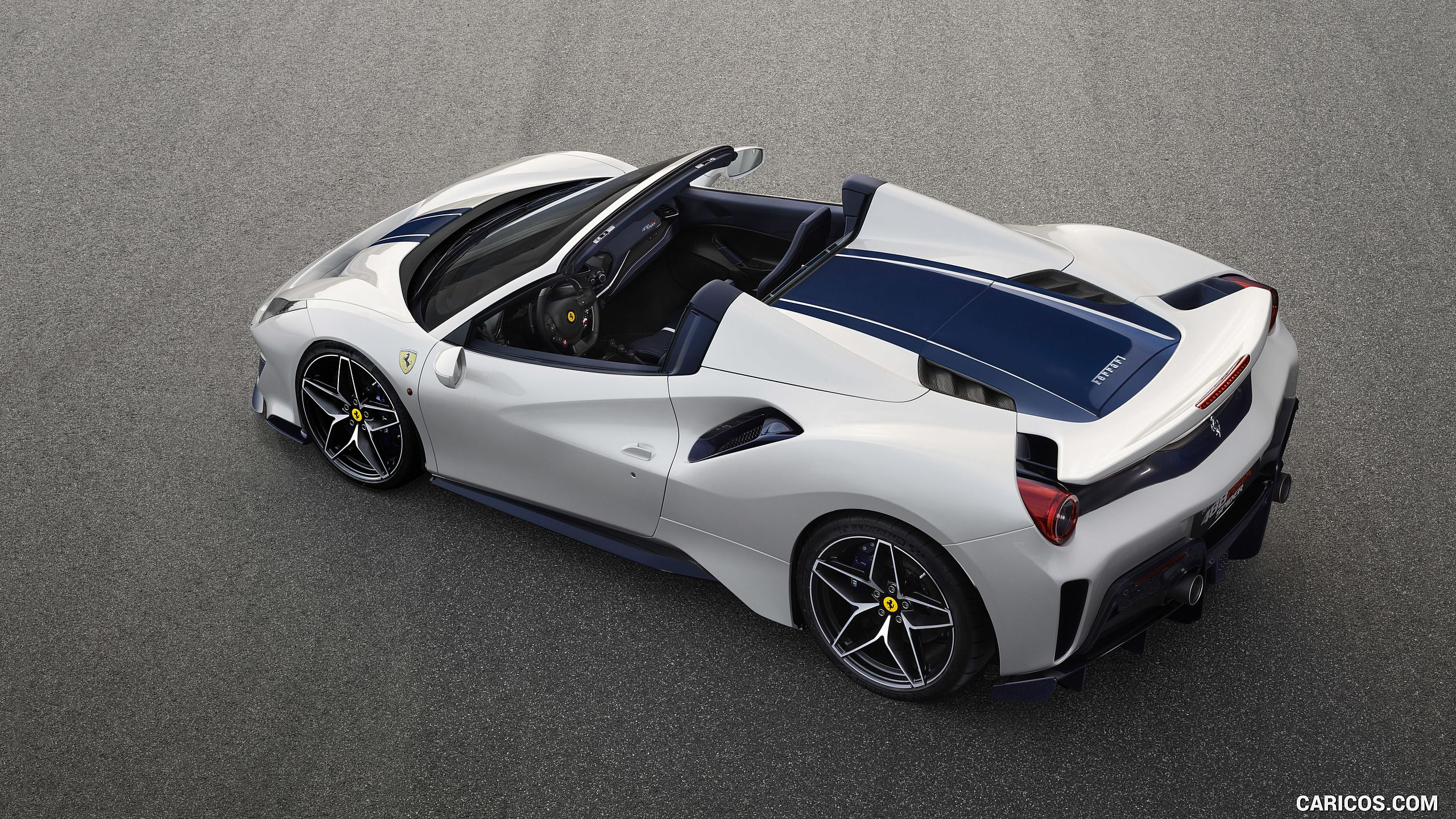2019 Ferrari 488 Pista Spider Car Wheels Ferrari Car Ferrari 488