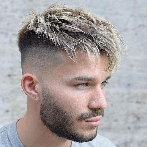 Fringe Undercut Frisur Neue Frisuren Coole Frisuren Haar Frisuren Manner Frisuren