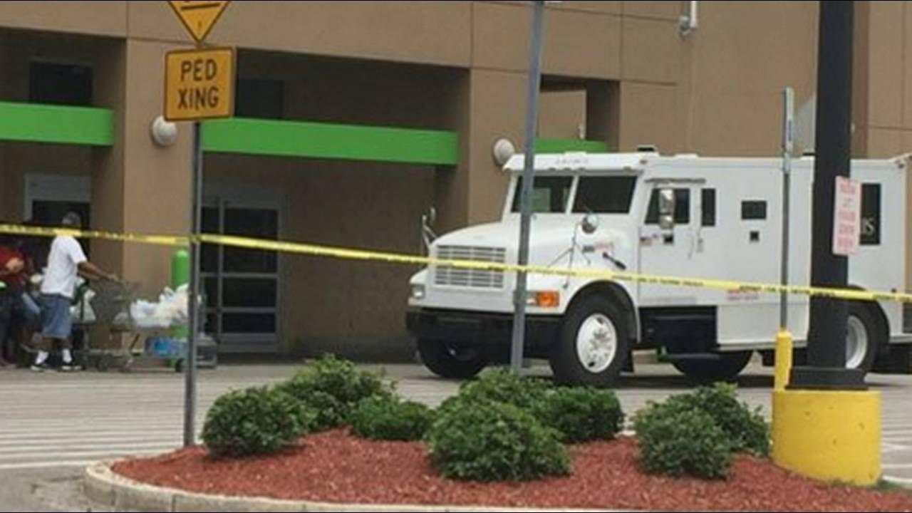 Memphis Walmart: Shots Fired During Armored Car Heist, Suspect Steals $7...