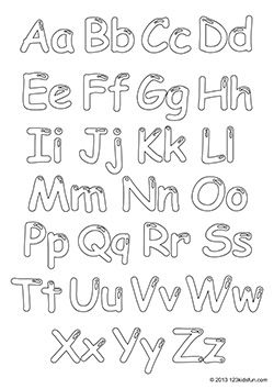 Pin On Alphabet Letters