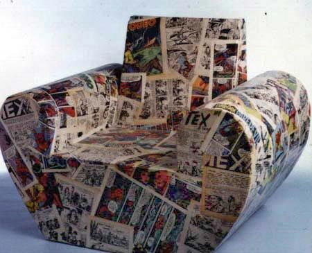 Compagnie Bleuzen Et Meubles En Carton Decroissance Cardboard Furniture Cardboard Design Diy Furniture