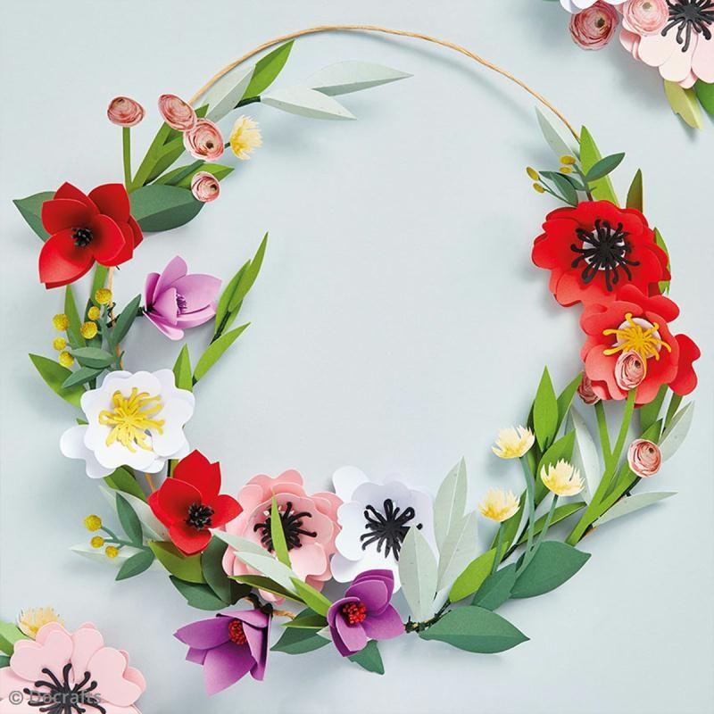 20++ Faire une couronne de fleurs inspirations