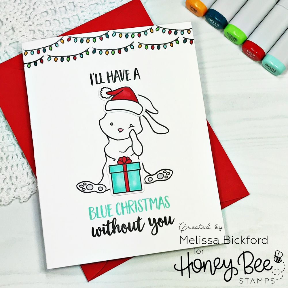Blue Christmas | Pinterest | Blue christmas, Bees and Stamps