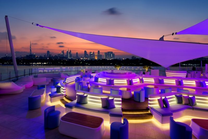 Cielo Sky Lounge Rooftop Design Rooftop Lounge Best