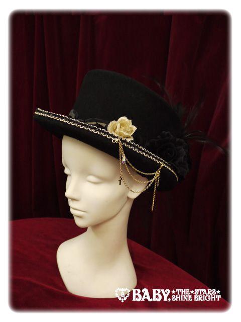 Alice and the Pirates Rovelta silk hat
