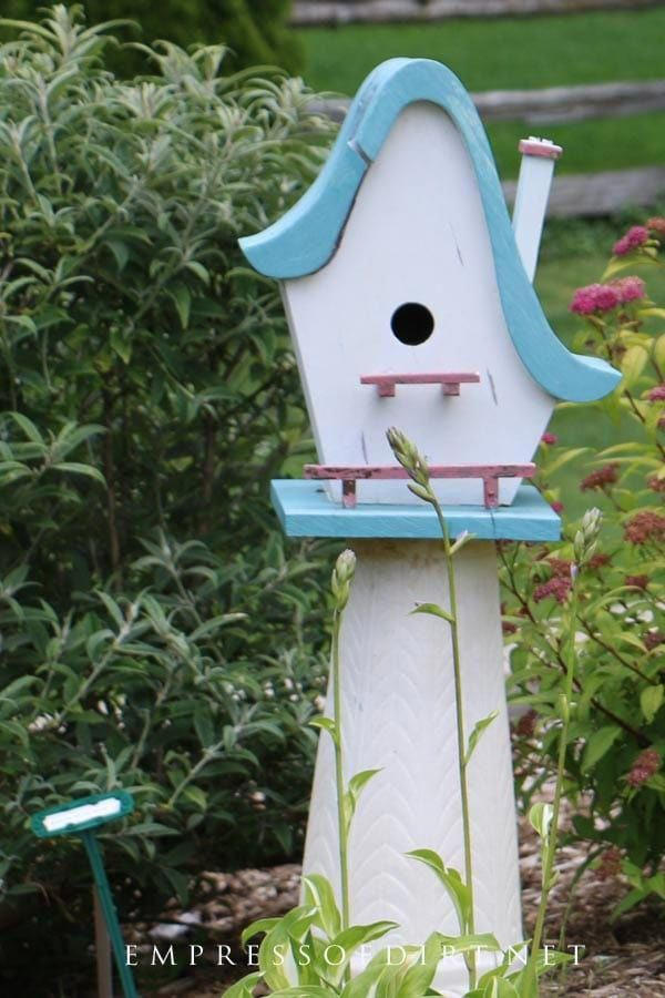 Decorative birdhouse idea gallery bird feeders  houses homemade also rh pinterest