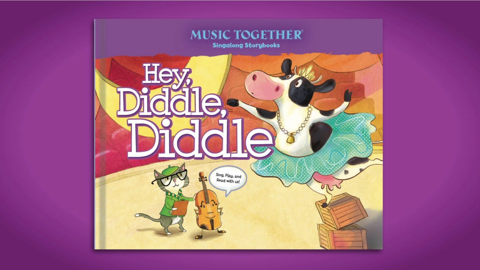 Hey Diddle Diddle Singalong Storybook Trailer