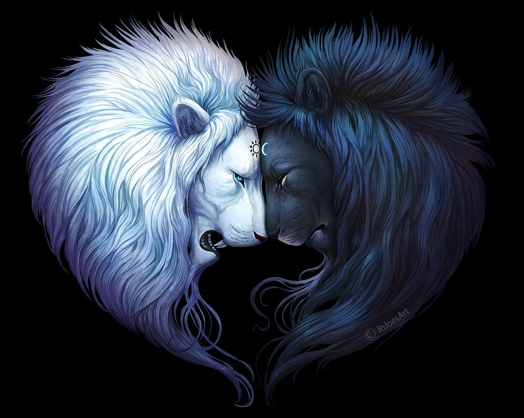 Tumblr iphone wallpaper yin yang - Yin And Yang Wallpaper By Jojoesart Deviantart Com On Deviantart