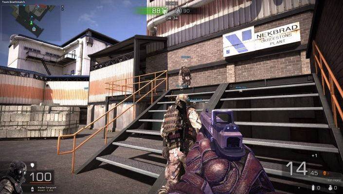 Black Squad is a Free 2 play First Person Shooter FPS MMO