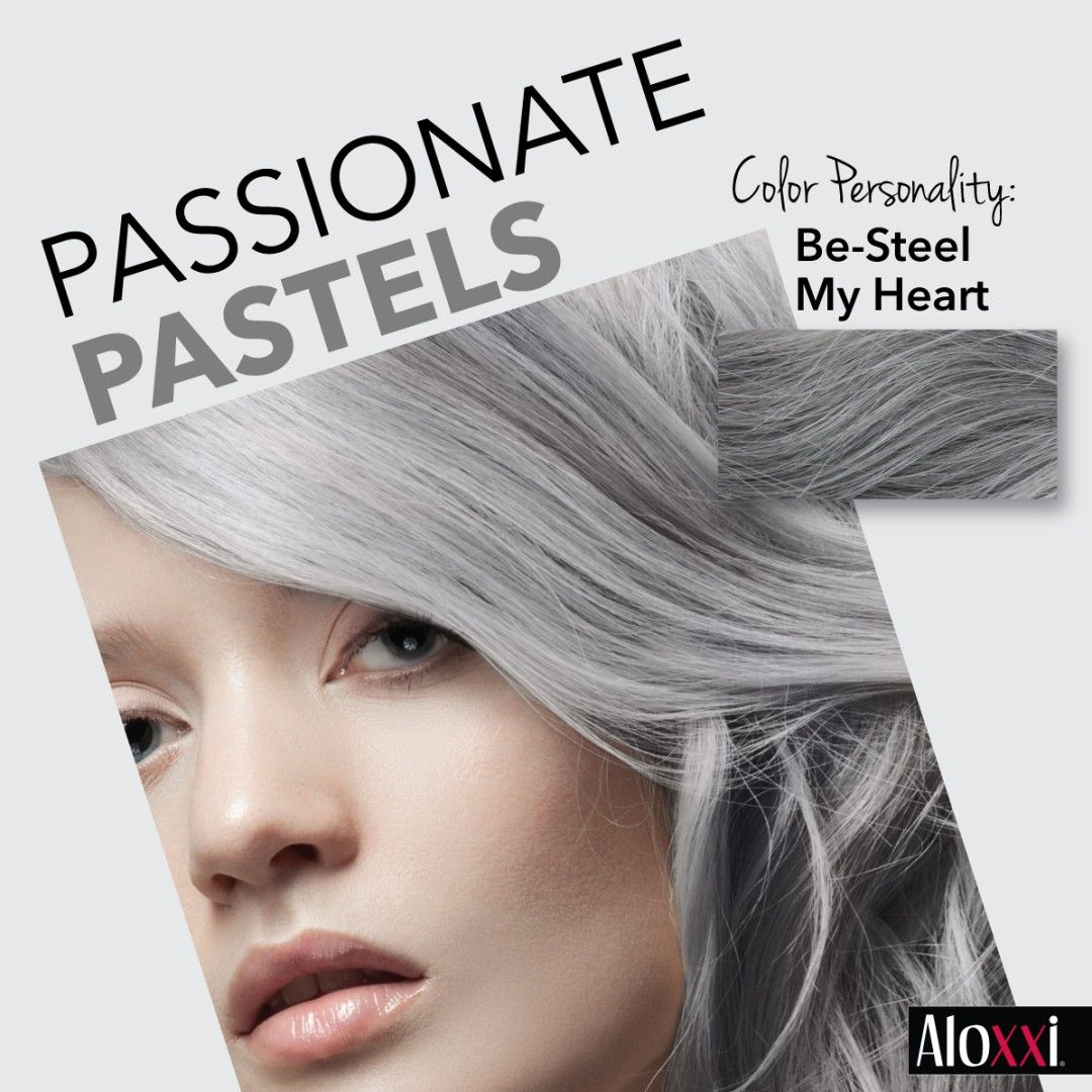 Be Steel My Heart This Grey Formulation Is So Chic