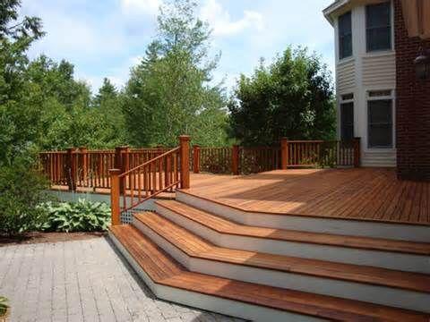 Unique Deck Ideas Outdoortheme