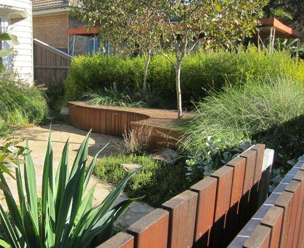 Modern Garden Designs Australia Home and Garden Wallpaper | Modern ...