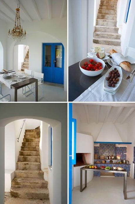 Arredare una casa al mare in stile shabby chic House