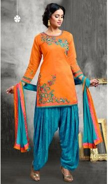Orange Color Chanderi Silk Straight Cut Readymade Punjabi Patiyala Suit   FH512878073 #punjabi , #patiyala, #shindhi, #suits, #narrow, #dresses, #salwar, #kameez, #straight, #long, #heenastyle, #indian, #online, #shopping, #clothing, #womens, #girls, #style, #mode, #henna, #hina, #mehendi, #dupatta, #chudidar, @heenastyle , #pakistani, #readymade