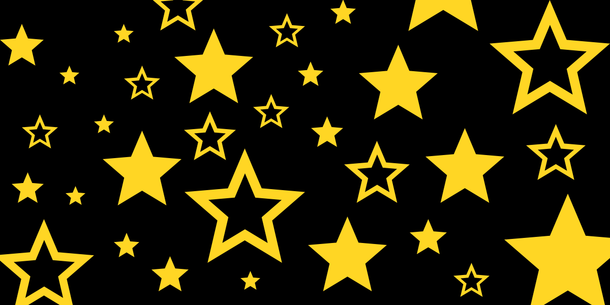 Rating Stars Set For Product Or Customer Review With Gold And Half Stars Flat Vector Icons Vector Royalty Free Vector Images