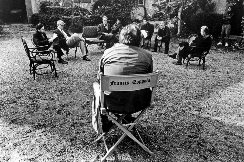 Behind the scenes: 'The Godfather' trilogy. 17 rare shots of Marlon Brando, Al Pacino and Francis Ford Coppola in production on one of film ...