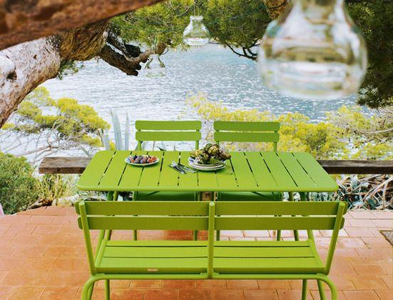 fermob garden furniture so many colours