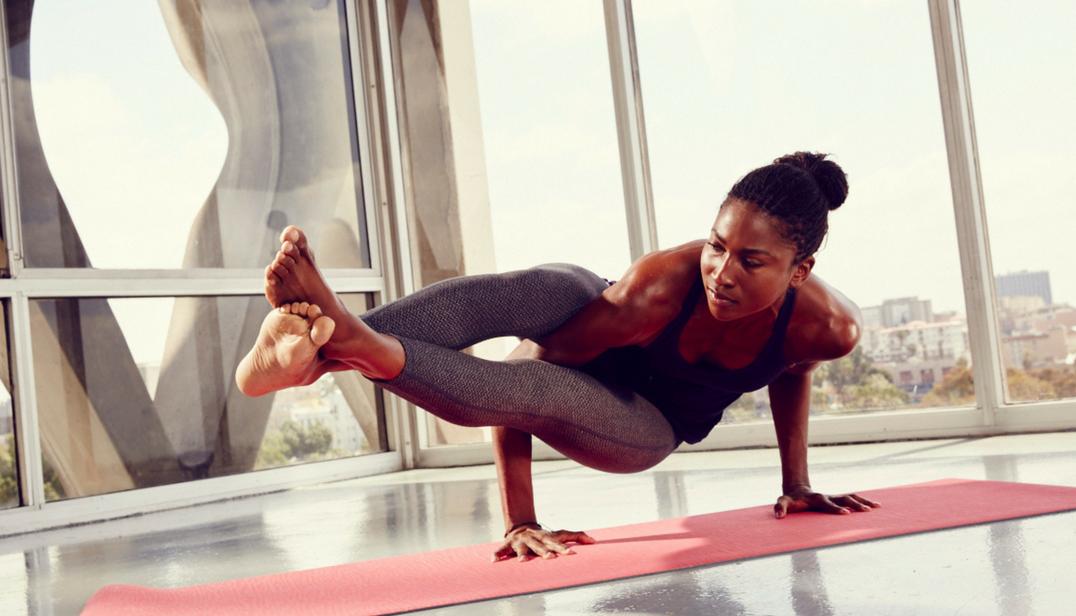 Meeting The Yoga Girls: Koya Webb | Fitness body, Personal