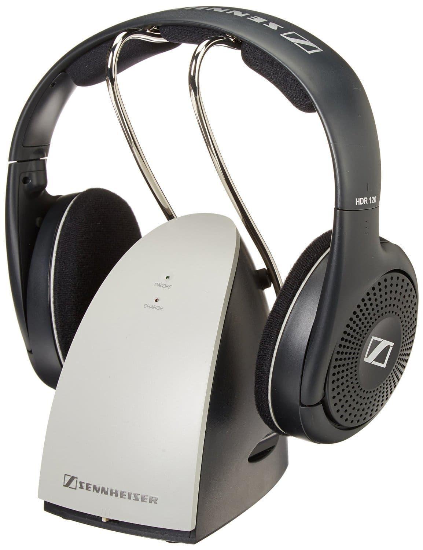 Used Sennheiser On Ear Wireless Headphones for $23 free