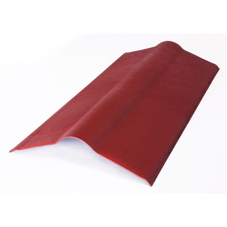 Faîtière Rouge L100 M Onduline En 2019 Rouge