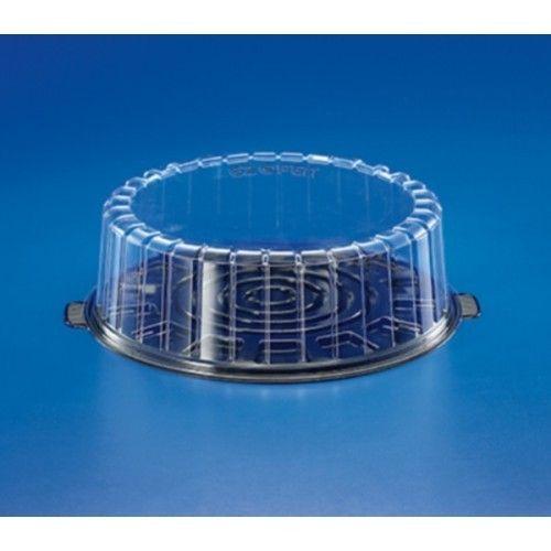 10 Quot Single Layer Cake Container Standard Dome 10 Per