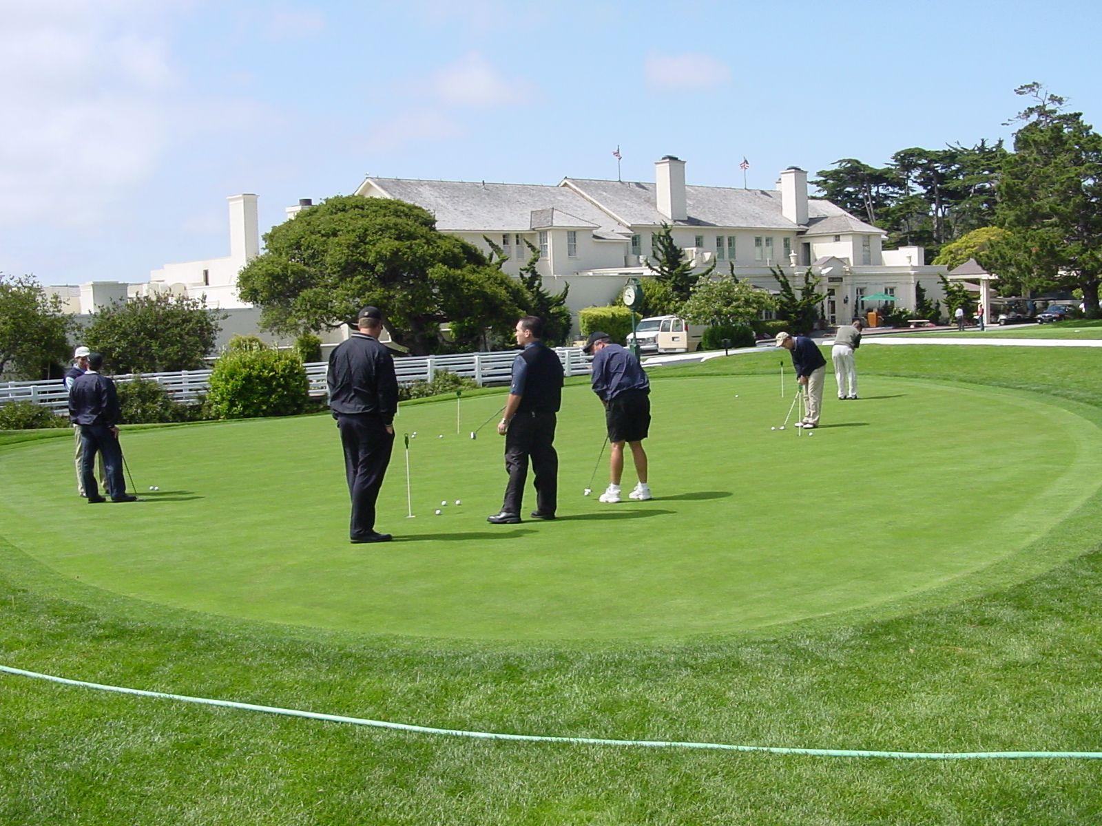 17 Mile Drive , California   Pebble Beach Golf Club 2002