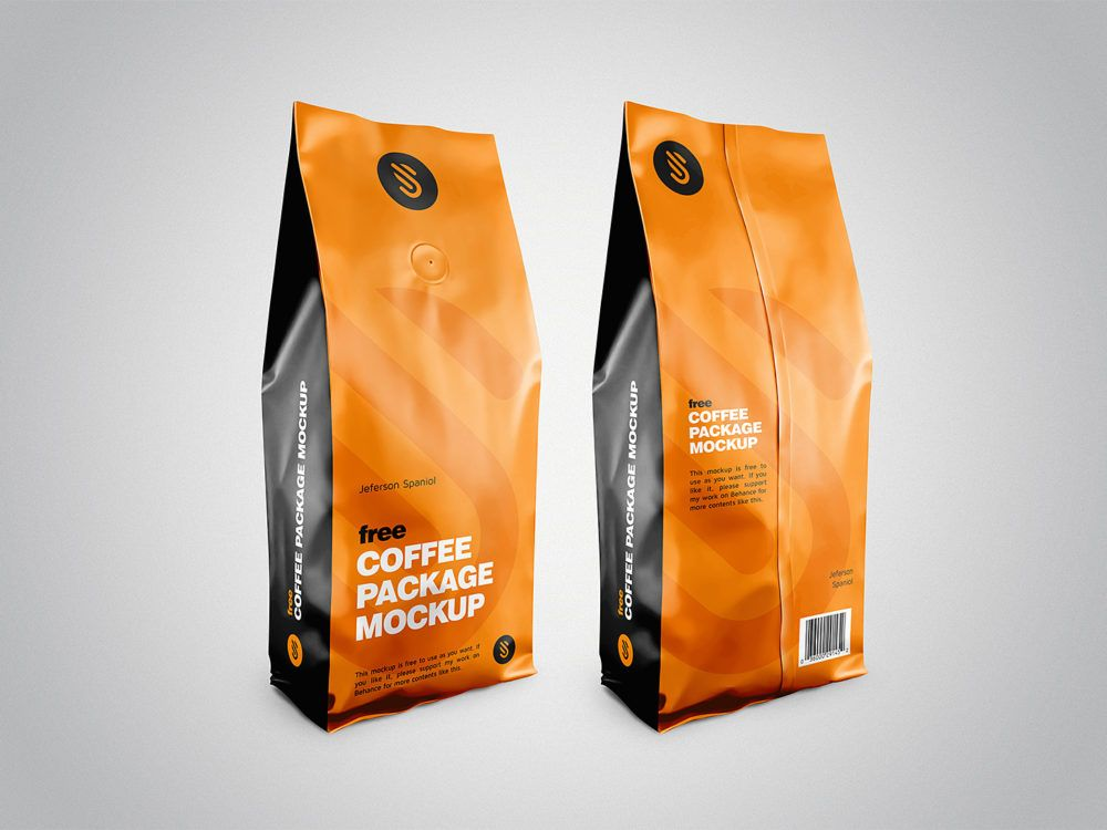 3380+ Mockup Bag Coffee Popular Mockups Yellowimages