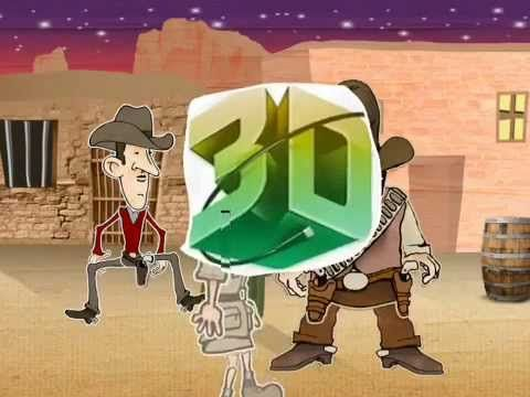 3D Printing In the Old West - 3D Printing Movie Fun