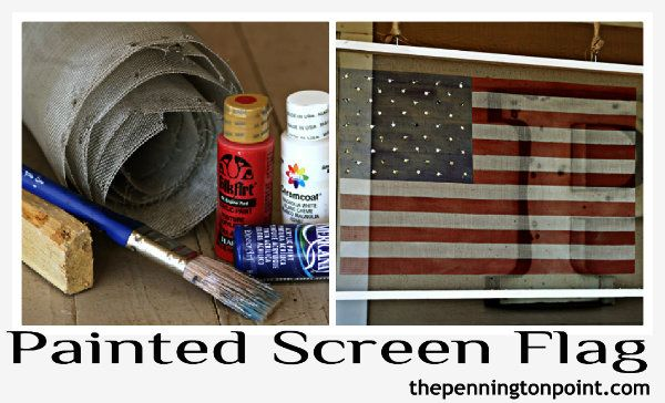decorate your porch for 4th of July