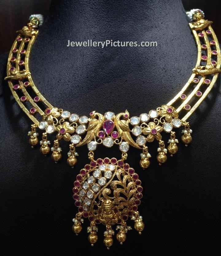 Gold Jewellery - Page 2 of 6 Latest Indian Jewelry - Jewellery ...