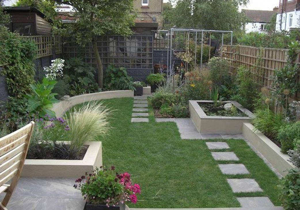 #plants   Large backyard landscaping, Small garden design ...