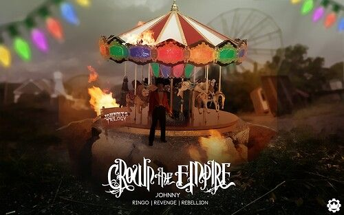 The Johnny Trilogy Crown The Empire C Crown The Empire Music Bands Moosic