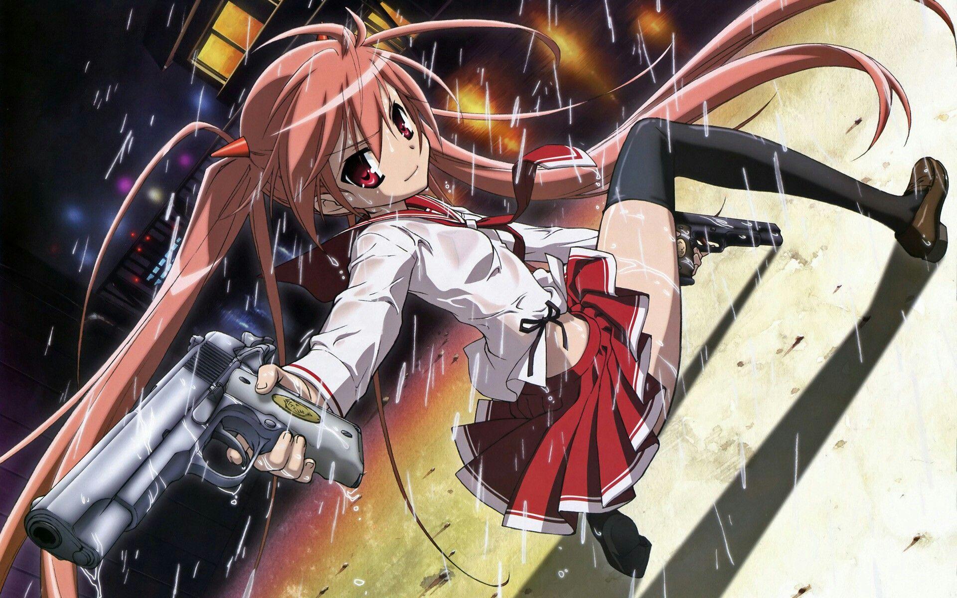 Aria Holmes Kanzaki (Hidan no Aria) Anime, Anime art
