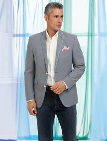 images of young man in seersucker blazer - Google Search | Men's ...
