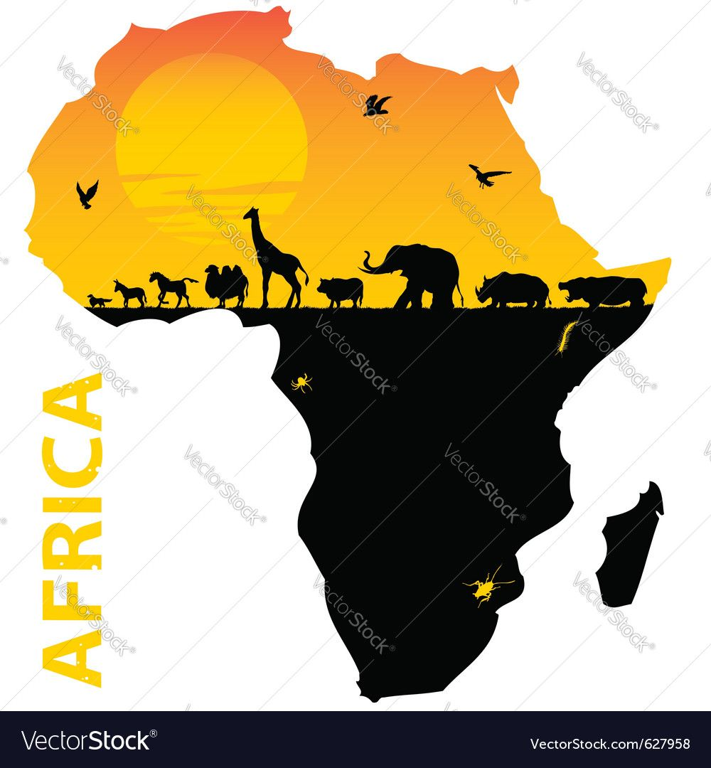 African map download a free preview or high quality adobe african map download a free preview or high quality adobe illustrator ai eps gumiabroncs Choice Image