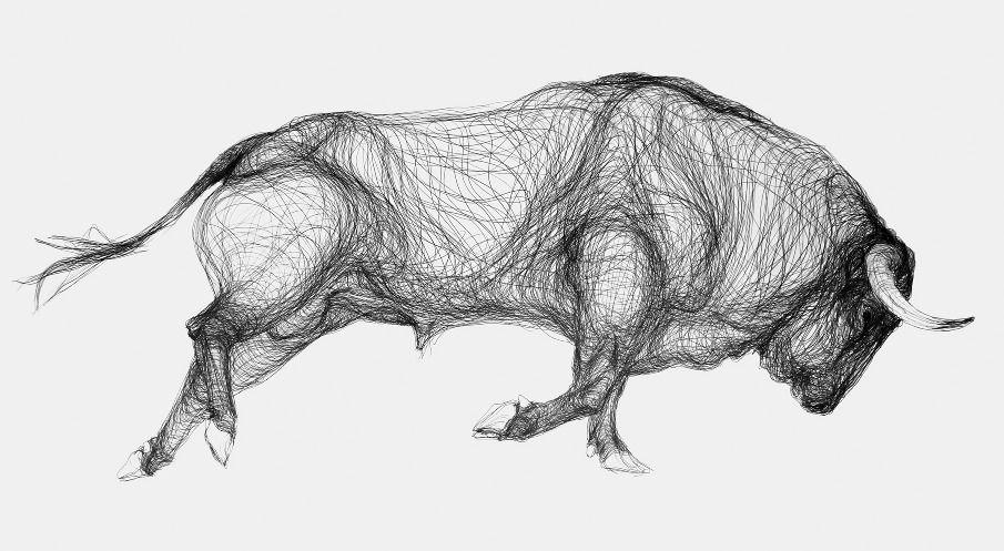Dibujo Taurino Idees En 2019 Dibujos De Toros Toro Tatuaje Y