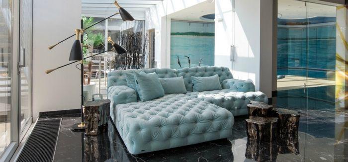 Samt Sofa | Modernes Sofa | Velvet Sofa | Modern Sofa | TOP 10 SOFAS FÜR