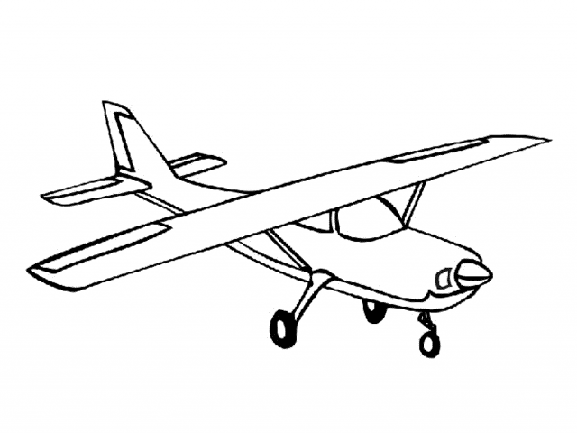 Airplane Drawing Simple At Getdrawings Com Free For Personal Use Avec How To Draw A Simple Pla Simple Airplane Drawing Airplane Coloring Pages Airplane Drawing
