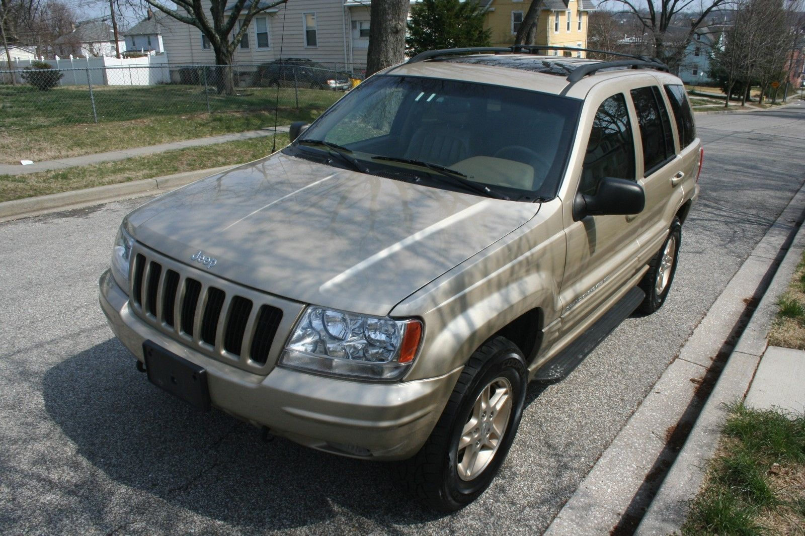 Ebay 1999 Jeep Grand Cherokee Limited Jeeplife