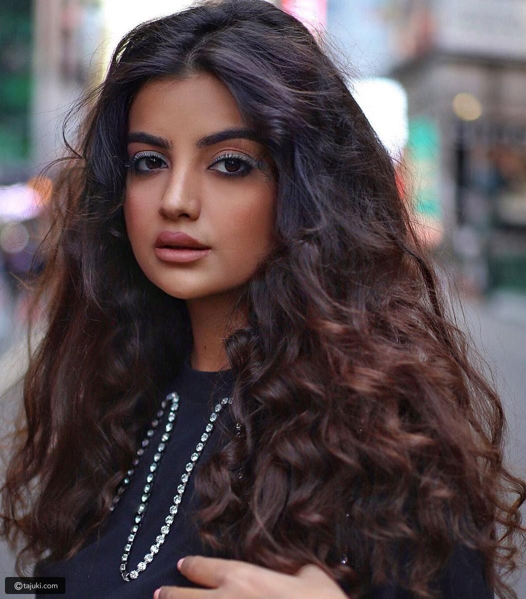 تسريحات شعر يومية على طريقة علا فرحات Hair Styles Long Hair Styles Beauty