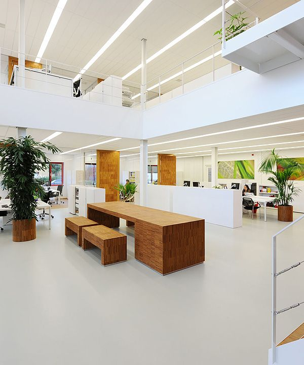 Vitals Office Interior BY: I Love Architecture