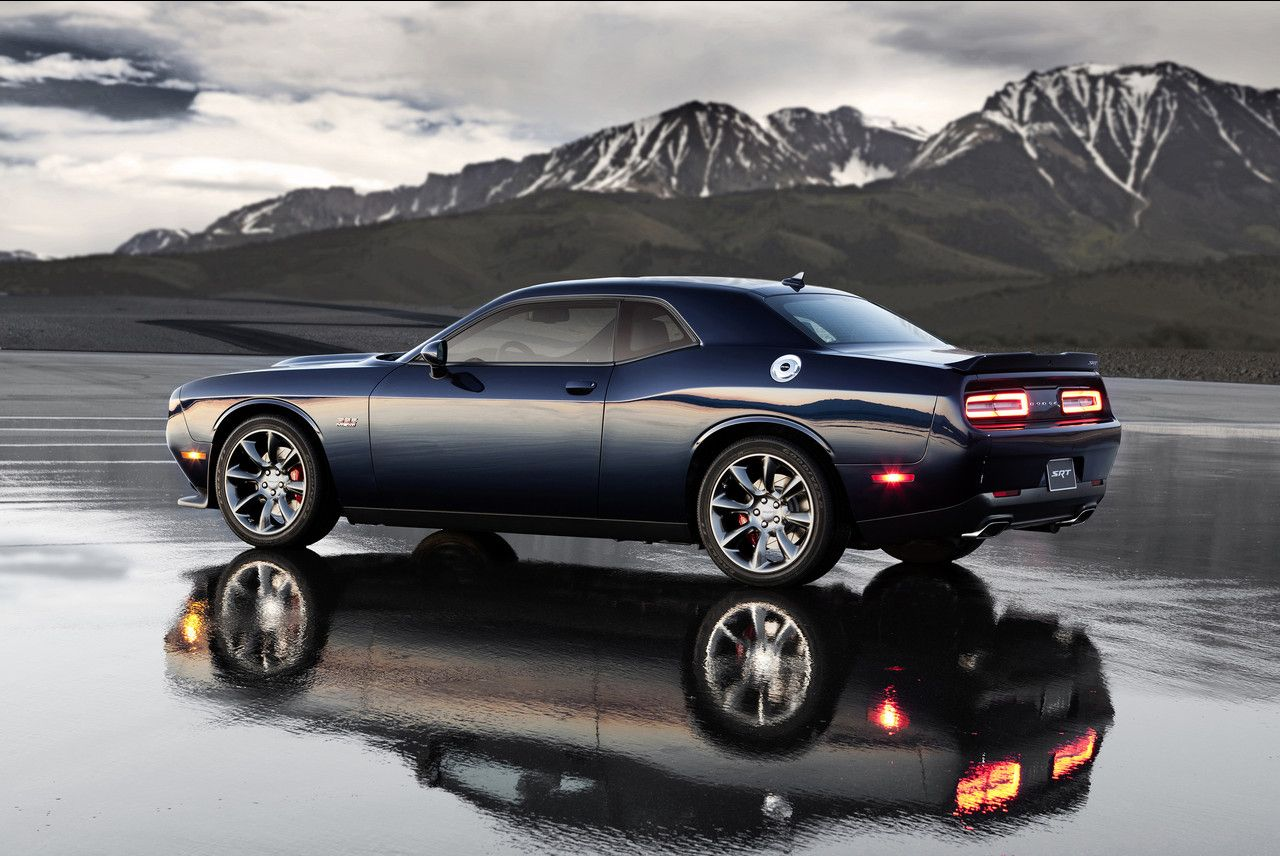 Check Out Our Top 5 Modern Muscle Car List!