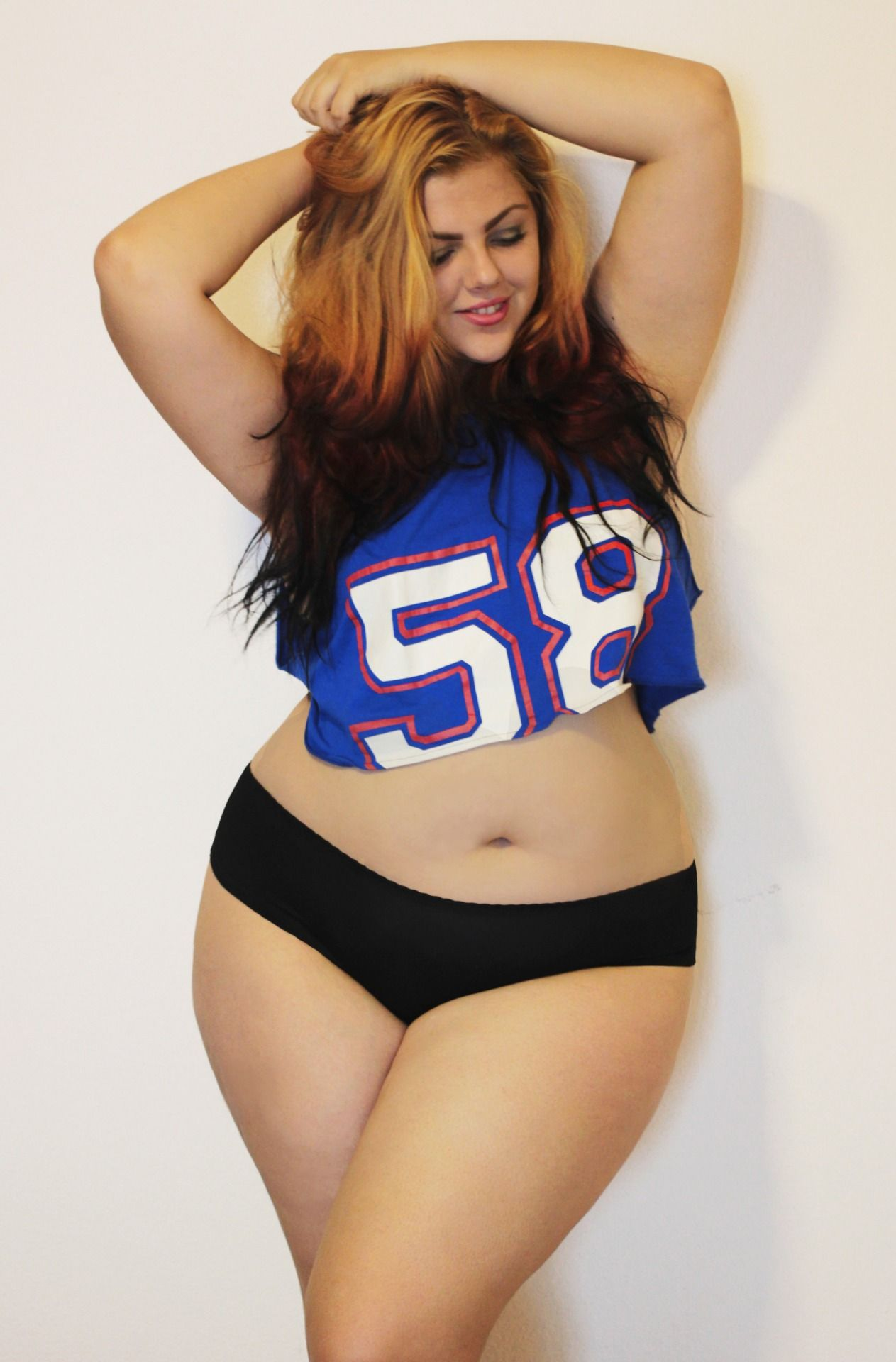 Chubby girls are sexy