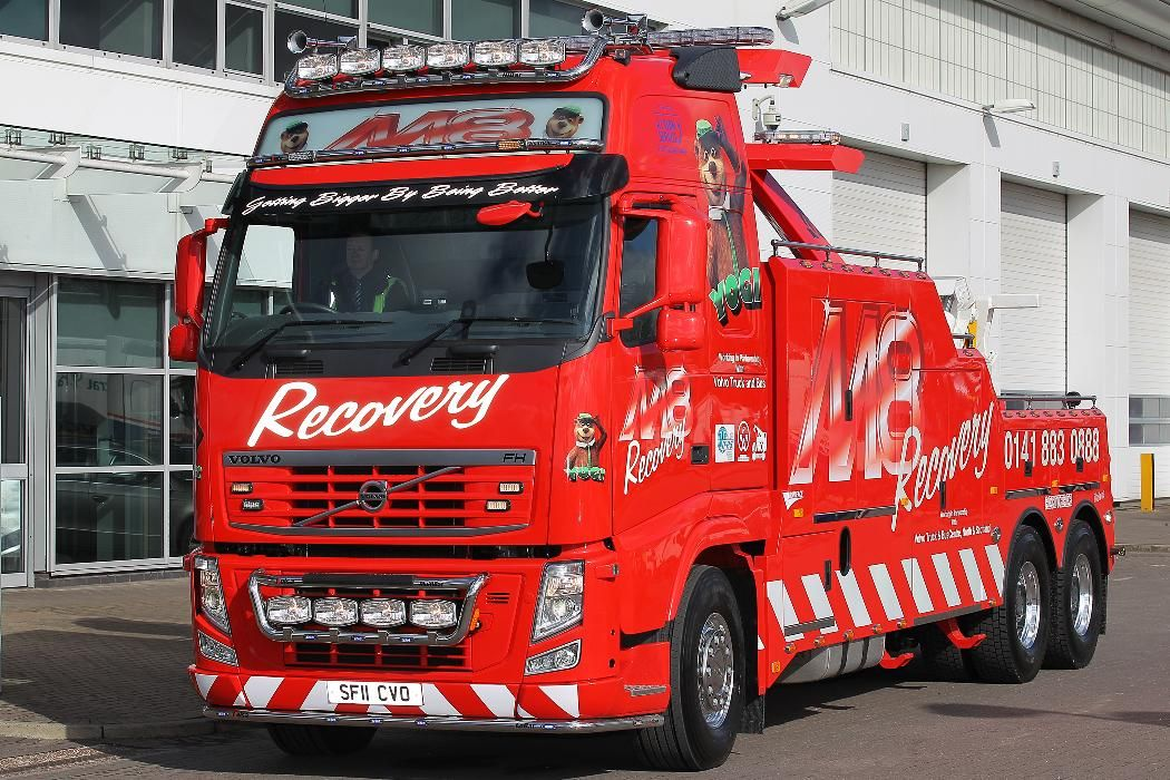 Volvo Recovery Truck