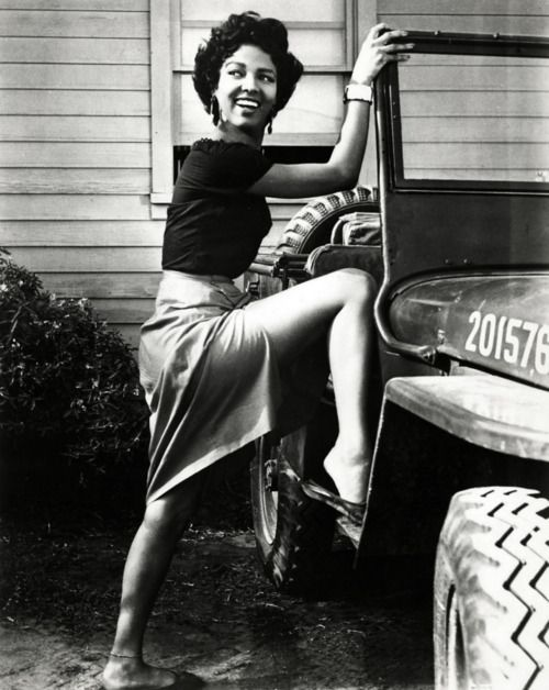 Dorothy Dandridge in Carmen Jones (1954)