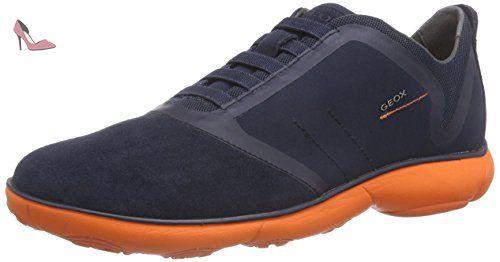 U Nebula A, Sneakers Basses homme, Noir (C9999), 46 EUGeox