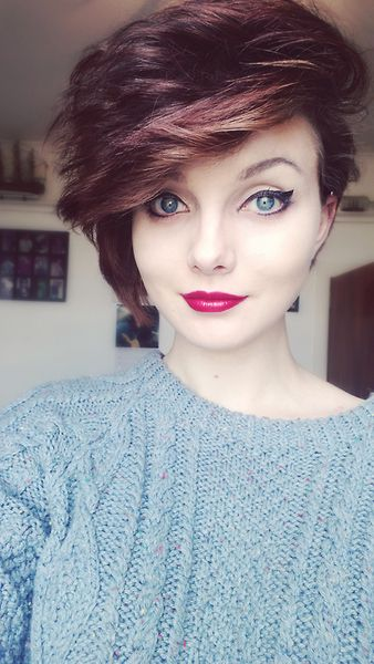Short Hair Tumblr Girls