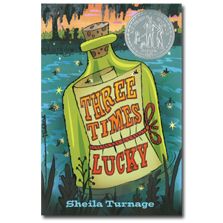 Three Times Lucky Book A Day Almanac Childrens Books Books Award Winning Books